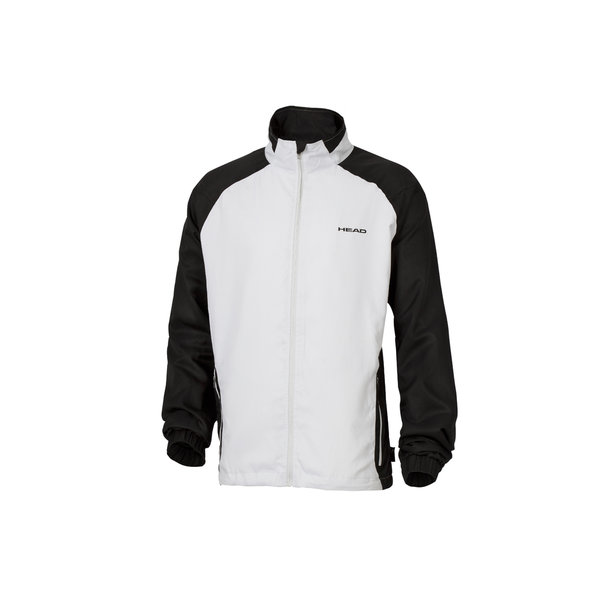 HEAD BLUZA ROZPINANA TEAM JACKET white/black