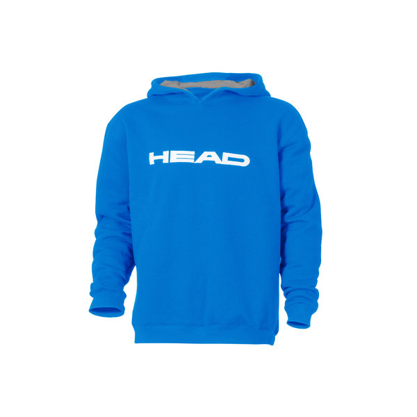 HEAD BLUZA Z KAPTUREM  TEAM HOODY ADULT blue