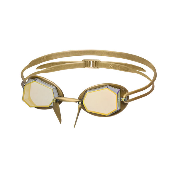 HEAD OKULARY DIAMOND GOLD MIRRORED