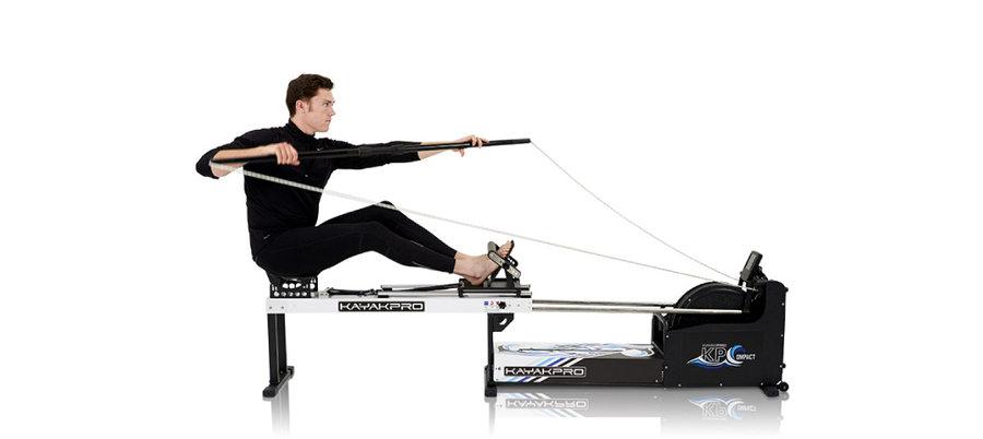 Trenażer Kajakowy Ergometr Kajakowy Kayak Pro Trening Na Lądzie Ergometry H2oshop Pl Stroje Pływackie Okularki Pływackie Czepki Basenowe Płetwy Pulsometry Garmin Wyposażenie Basenów Pianki Triathlonowe