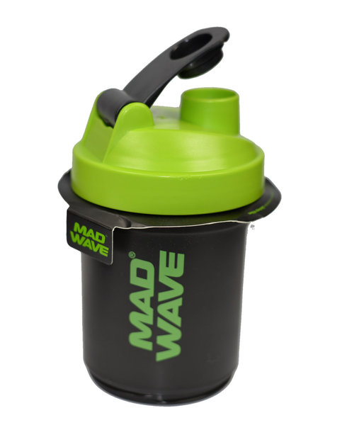 MAD WAVE  SHAKER 400 ml GREEN  M139003010W