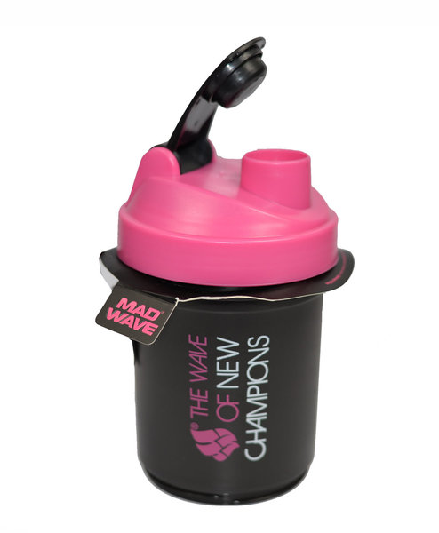 MAD WAVE  SHAKER 400 ml PINK  M139003021W